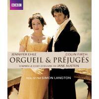 Orgueil et préjugés - Blu-Ray