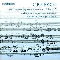 Concertos pour clavier - Intégrale volume 17