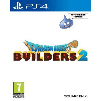 DRAGON QUEST BUILDERS 2 FR/NL PS4