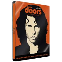 The Doors Steelbook Blu-ray 4K Ultra HD