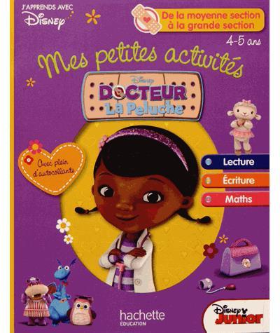 Docteur La Peluche -  : Mes petites activités avec Doc la peluche - MS/GS