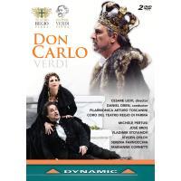 Verdi : Don Carlo DVD
