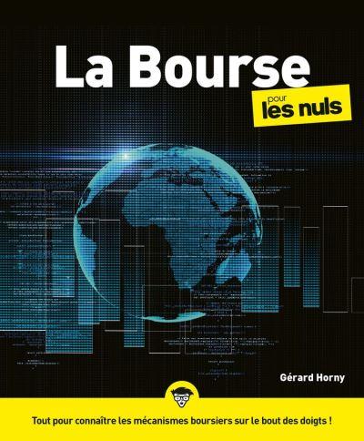 La Bourse pour les Nuls - 5e édition - 9782412056998 - 15,99 €