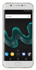 Wiko Smartphone Wiko Wim Double SIM 64 Go Or