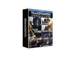 Transformers L'intégrale Coffret 1 à 5 Blu-ray
