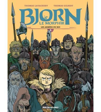 Bjorn le morphir tome 4 les armees du roi