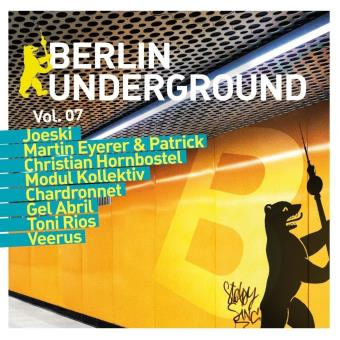 BERLIN UNDERGROUND VOL 7