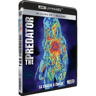 PredatorThe Predator Blu-ray 4K Ultra HD