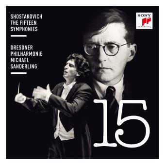 The Fifteen Symphonies Coffret Inclus un livret de 64 pages