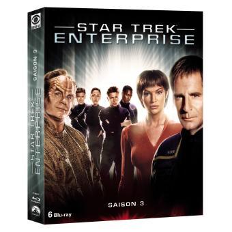 Star Trek EnterpriseStar Trek Enterprise Coffret intégral de la Saison 3 - Blu-Ray
