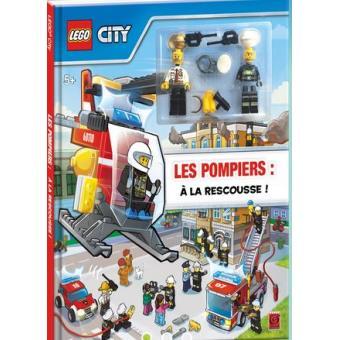 lego citylego city les pompiers a la rescousse - Lego City Pompier