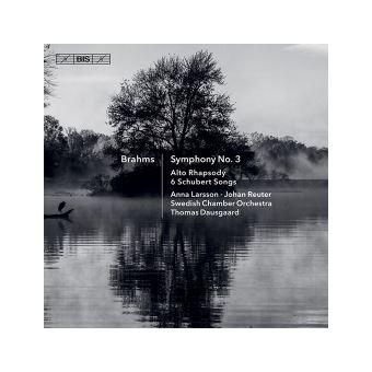 Symphonie n 3/alto rhapsody/6 schubert songs