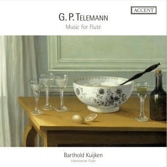MUSIC FOR FLUTE/4CD