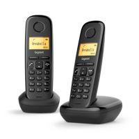 Gigaset A170 Duo Telefoon Black