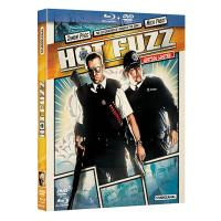 Hot Fuzz - Combo Blu-Ray + DVD - Edition Limitée Fnac