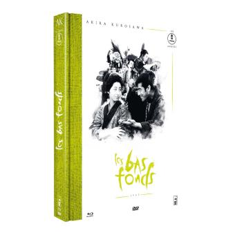 Les Bas-fonds Combo Blu-ray + DVD