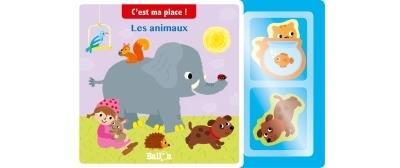 Les animaux - Livre puzzle