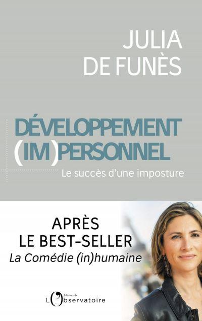 Le développement (im)personnel - 9791032906118 - 10,99 €