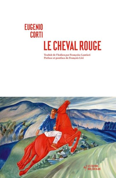 Le Cheval rouge - 9782882506009 - 20,99 €