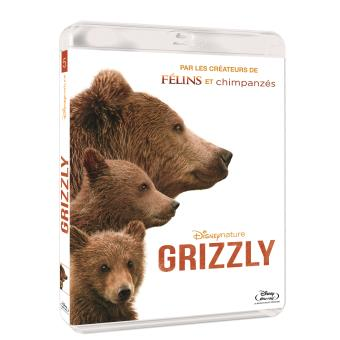 Grizzly - Blu Ray