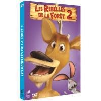 Les rebelles de la forêt 2 - DVD