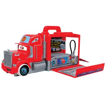 camion ice mack truck cars smoby rouge camion achat prix fnac. Black Bedroom Furniture Sets. Home Design Ideas