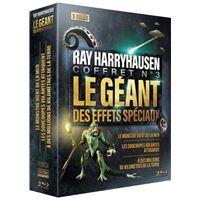 Coffret Ray Harryhausen Volume 3 Blu-ray