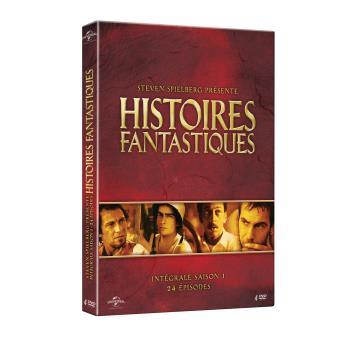 Histoires fantastiquesHISTOIRES FANTASTIQUES S1-FR