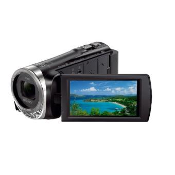 SONY HDR-CX450 BLACK CAMCORDER