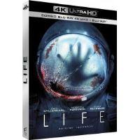 Life Origine inconnue Blu-ray 4K Ultra HD