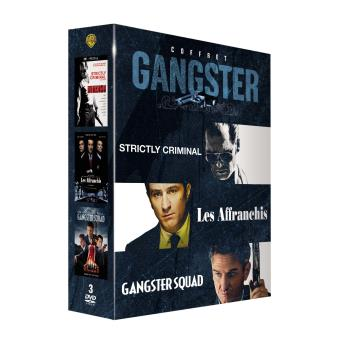 Coffret Gangster 3 films DVD