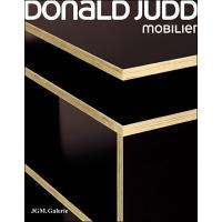 Donald Judd - Mobilier