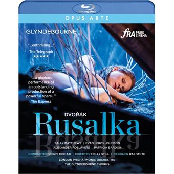 Rusalka Blu-ray