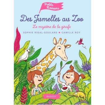 Des Jumelles au ZooLe mystère de la girafe