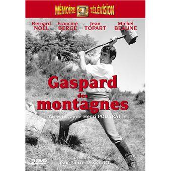 Gaspard des montagnes DVD