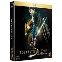 Coffret 2 Films Détective Dee : Le Mystère de la Flamme Fantôme, La Légende du Dragon des Mers  Blu-Ray