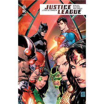 Justice leagueJustice league rebirth,02
