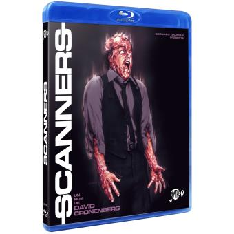 Scanners Blu-ray