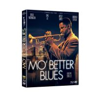 Mo' Better Blues Combo Blu-ray DVD