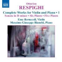 Oeuvres pour violon et piano - Intégrale - Volume 1