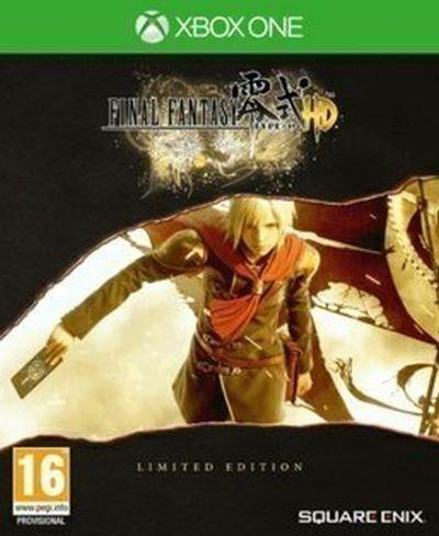 Final Fantasy Type 0 HD Edition Limitée Xbox One