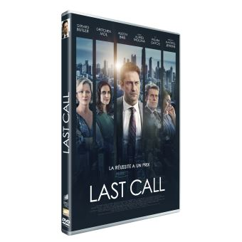 Last Call DVD