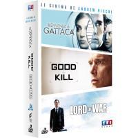 Coffret Andrew Niccol 3 films DVD