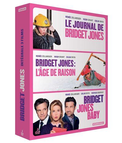 1. Bridget Jones L intégrale Coffret DVD 0dc7eb06e39d
