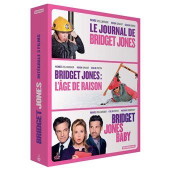 Bridget JonesCoffret Bridget Jones L'intégrale DVD