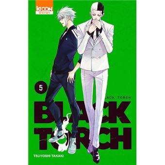 Black torchBlack torch