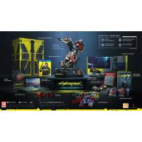 Pre-order - CYBERPUNK 2077 COLLECTOR NL PS4 - Levering vanaf 17/09/20
