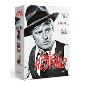 Robert Redford, Coffret DVD
