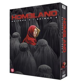 Homeland - Seizoen 4 DVD-Box