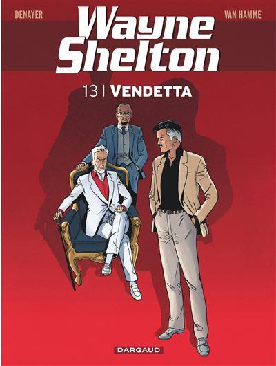 Wayne Shelton - Vendetta